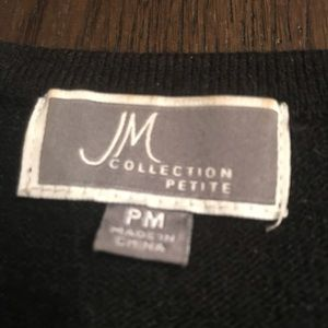 JM Collection sweater!